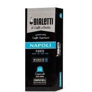 Bialetti Кофе в капсулах Napoli Forte Nespresso, 10 шт.