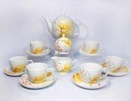 Takito Сервиз чайный на 6 персон Фиджи, 17 пр.
