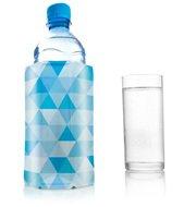 VacuVin Охладительная рубашка для бутылок объёмом 0,33 -0,5 л, голубой бриллиант