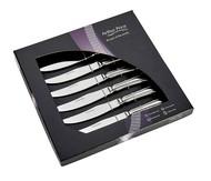 Arthur Price Набор ножей для стейка Дюбарри, 6 шт, в подарочной коробке