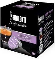 Bialetti Кофе Milano в капсулах для кофемашин Bialetti, 16 шт
