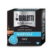 Bialetti Кофе Napoli в капсулах для кофемашин Bialetti, 16 шт