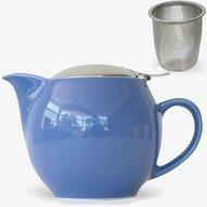 Zero Japan Чайник (0.45л), с крышкой, голубой
