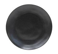 Тарелка Riviera, 27 см, черная