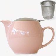 Zero Japan Чайник (0.68л), с крышкой, светло-розовый