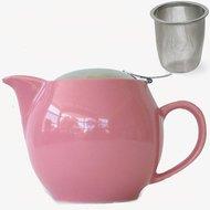 Zero Japan Чайник (0.68л), с крышкой, розовый