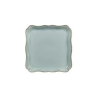 Costa Nova Поднос квадратный Alentejo, 21х21 см, голубой