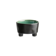 Costa Nova Чаша на ножках Riviera, 12 см, черная