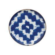Tokyo Design Тарелка Burashi, 25 см, темно-синяя