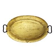 Roomers Поднос, 67х40х3 см, цвет золото