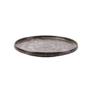 Roomers Тарелка E673, 26.5 см, серая