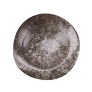 Roomers Тарелка E673, 28х27.5х7.5 см, серая