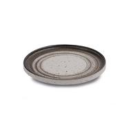 Roomers Тарелка E633, 20.3 см, коричневая