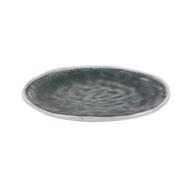 Roomers Тарелка E667, 23 см, зеленая