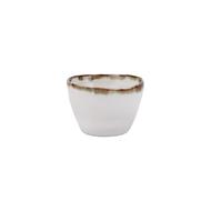Roomers Чашка E664, 8.5x8.5x5.5 см, бело-коричневая
