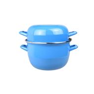Roomers Кастрюля Mussel, 20 см, голубая