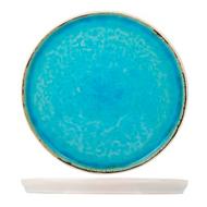 Roomers Тарелка Laguna Azzurro, 27 см, голубая