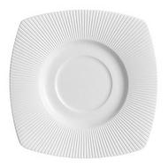 Chef&Sommelier Блюдце Ginseng white, 15х15 см, белое