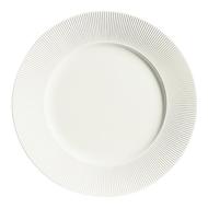 Chef&Sommelier Тарелка Ginseng, 21.5 см, белая