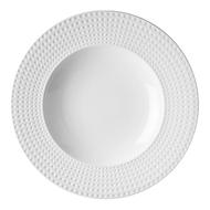 Chef&Sommelier Тарелка глубокая Satinique, 24.5 см, белая