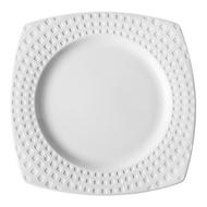 Chef&Sommelier Тарелка квадратная Satinique, 15х15 см, белая
