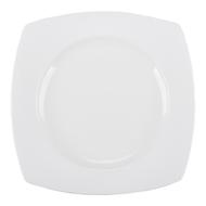 Chef&Sommelier Тарелка квадратная Ginseng, 21.5х21.5 см, белая