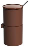 Loveramics Сахарница с молочником и ложечкой Bond (90 мл), коричневый
