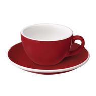 Loveramics Чайная пара Egg (150 мл), красная