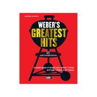 Weber Книга рецептов Weber's Greatest Hits