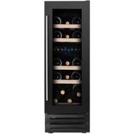 Dunavox Шкаф для длительного хранения вина, двухзонный, 17 бутылок