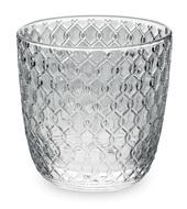 IVV Стакан для напитков Sixties (310 мл), прозрачный, узор Одри