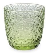 IVV Стакан для напитков Sixties (310 мл), ярко-зеленый, узор Брижит