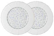 Colombo Набор обеденных тарелок Грация, 27 см, 2 шт.