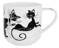 Carmani Кружка Crazy Cats Кошка в ванне (500 мл)