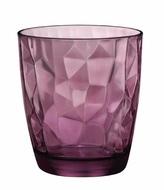 Bormioli Rocco Стакан низкий Diamond Rock Purple (305 мл)
