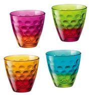 Bormioli Rocco Набор стаканов Dots (250 мл), 4 шт