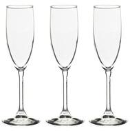 Bormioli Rocco Набор фужеров для шампанского Momenti (185 мл), 3 шт
