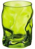 Bormioli Rocco Набор стаканов Sorgente (300 мл),зеленый,3 шт