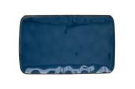 Easy Life (R2S) Тарелка прямоугольная Interiors, 20х13 см, синяя