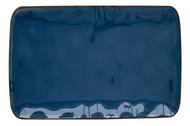Easy Life (R2S) Тарелка прямоугольная большая Interiors, 27х19 см, синяя