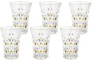 Same Набор стаканов для воды Флоренция (300 мл), 6 шт