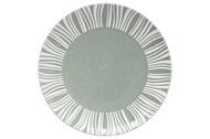 Maxwell & Williams Тарелка обеденная Solaris, 27.5 см, серо-зеленая