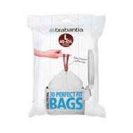 Brabantia Пакет пластиковый L (40-45 л), 30 шт