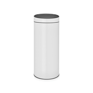 Brabantia Мусорный бак Touch Bin New (30 л), белый