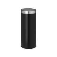 Brabantia Мусорный бак Touch Bin New (30 л), черный матовый