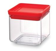 Brabantia Прямоугольный контейнер (0.7 л), красный