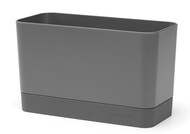 Brabantia Органайзер для кухни, 19х8.5х11.5 см, темно-серый