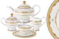Midori Чайный сервиз Корона, на 6 персон, 23 пр