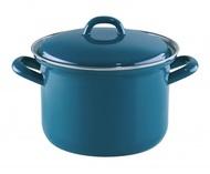 Riess Кастрюля Ceraglas blue (1 л), 14 см