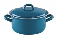Riess Кастрюля Ceraglas blue (0.75 л), 14 см
